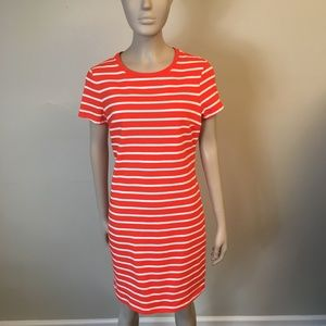 NWT OLD NAVY FITTED CREW NECK TEE DRESS